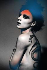 Rooney Mara som Lisbeth i The Girl With the Dragon Tattoo