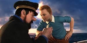 Kaptein Haddock og Tintin