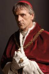 Jeremy Irons i The Borgias