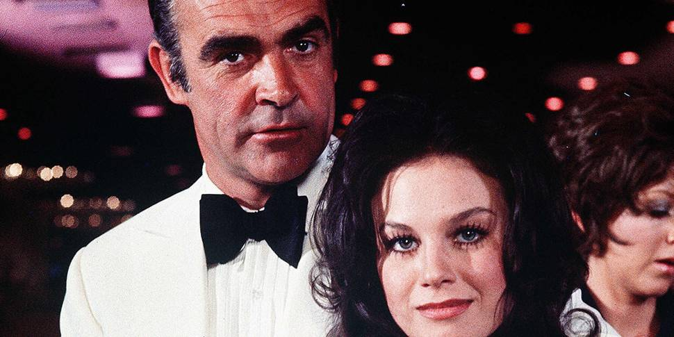Sean Connery i Diamonds are forever