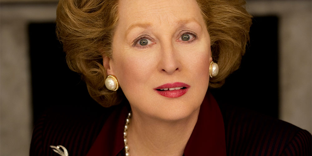 Meryl Streep i Jernkvinnen (The Iron Lady)