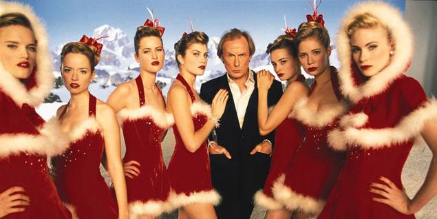 Bill Nighy i Love Actually