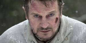 Liam Neeson i The Grey