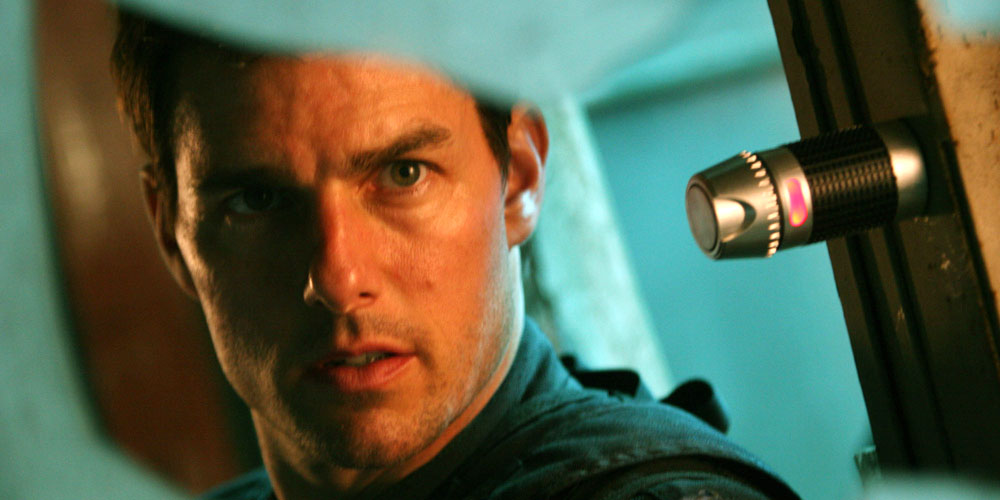 Ethan Hunt (Tom Cruise) i Mission: Impossible III