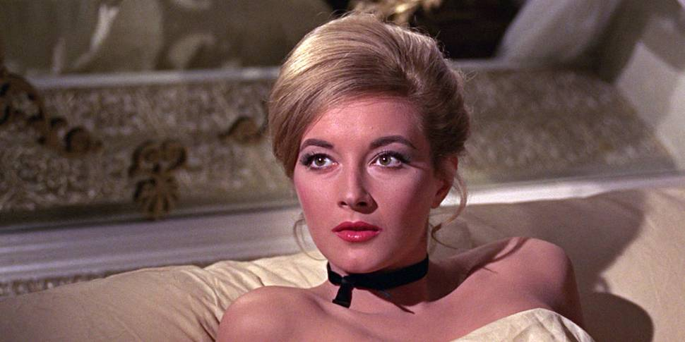 Daniela Bianchi som Tatiana Romanova i From Russia with Love