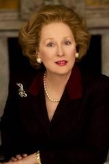 Meryl Streep som Margareth Thatcher i Jernkvinnen