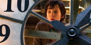 Asa Butterfield i Hugo Cabret