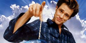 Jim Carrey i Bruce Almighty (2003)