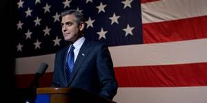 George Clooney i Maktens menn