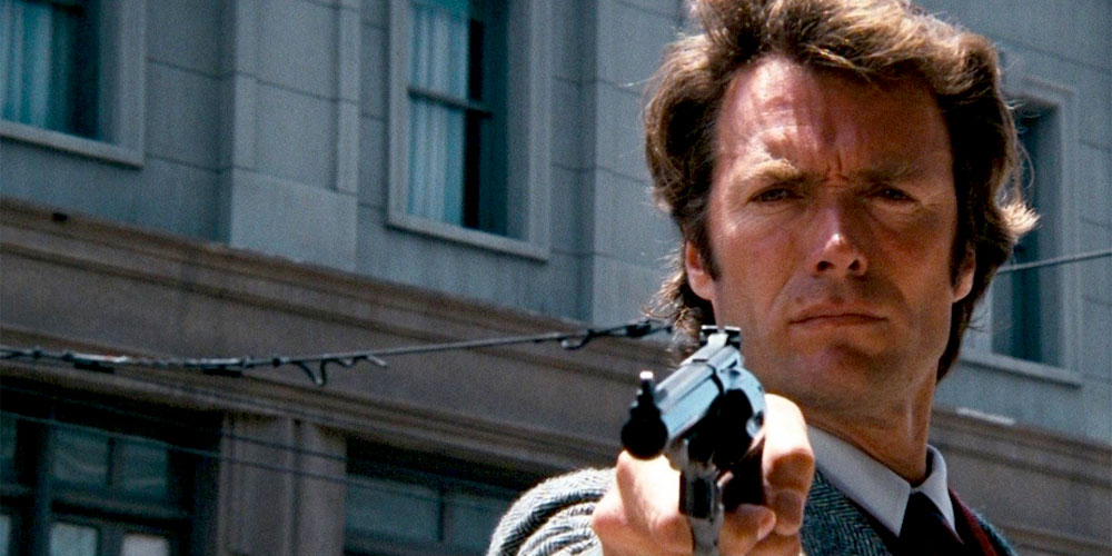 Clint Eastwood i Dirty Harry (1971)