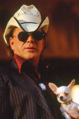 Mickey Rourke i Once Upon a Time in Mexico