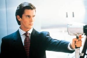 Christian Bale i American Psycho