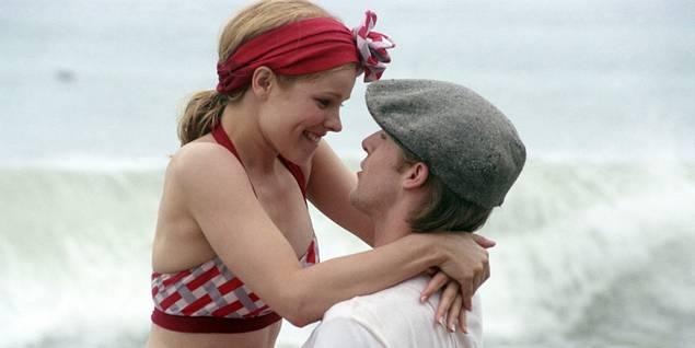 Rachel McAdams og Ryan Gosling i The Notebook