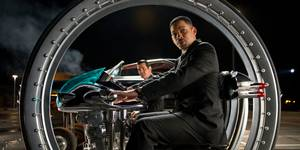 Will Smith i Men in black 3