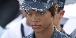 Rihanna i Battleship