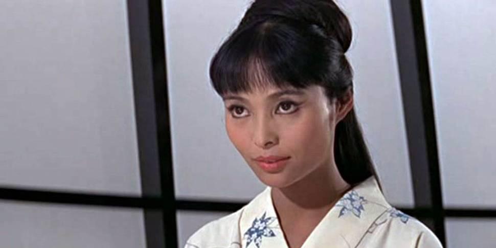 Akiko Wakabayashi som Aki i You Only Live Twice