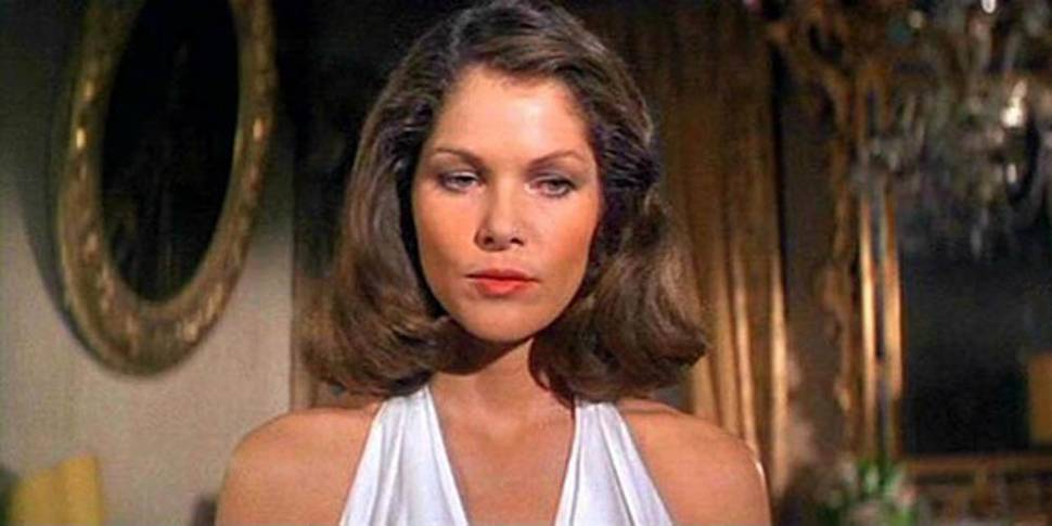 Lois Chiles som Holly Goodhead i Moonraker