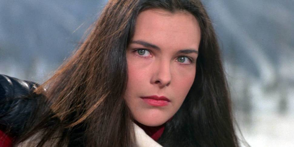 Carole Bouquet i For Your Eyes Only