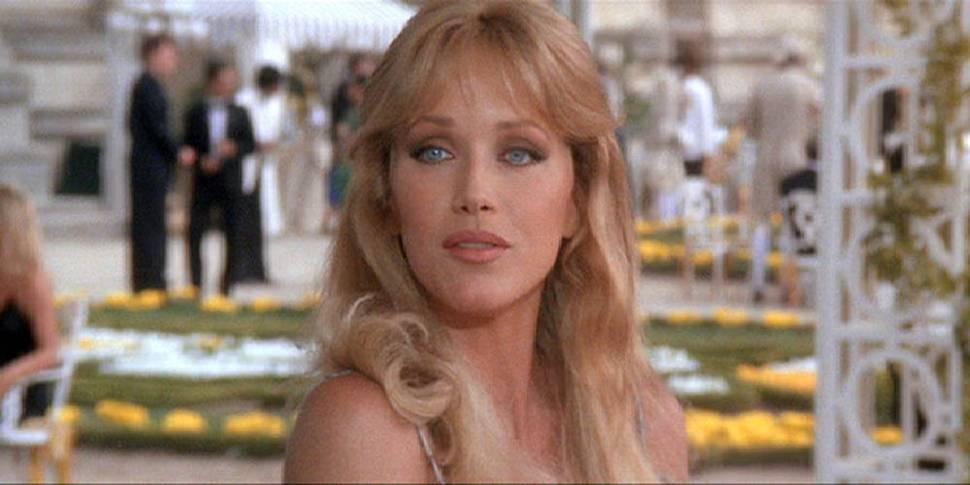 Tanya Roberts som Stacey Sutton i A View to a Kill