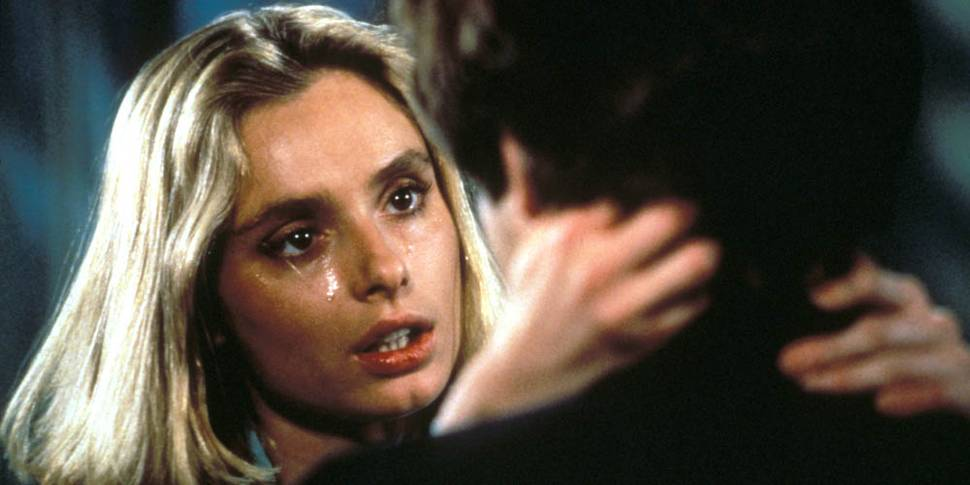 Maryam d'Abo i The Living Daylights