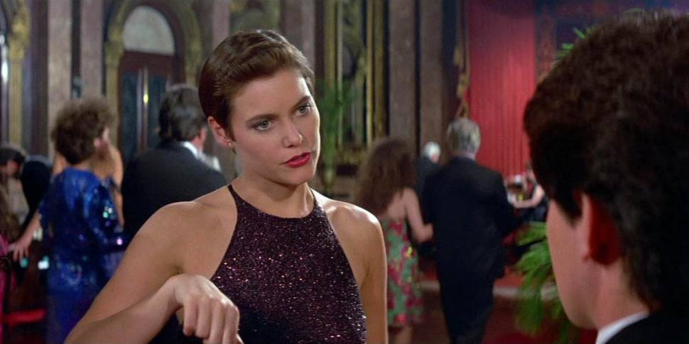 Carey Lowell i Licence to Kill