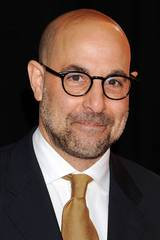 Stanley Tucci er aktuell med The Hunger Games