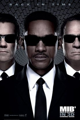 Men in Black 3 plakat