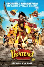 Piratene no. plakat