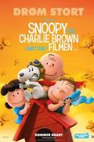 Snoopy og Charlie Brown: Knøttene-filmen (norsk plakat 2)