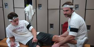 Seann William Scott i Balls Out - Gary the Tennis Coach