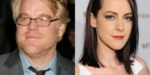 Philip Seymour Hoffman og Jena Malone er klar for THE HUNGER GAMES: CATCHING FIRE