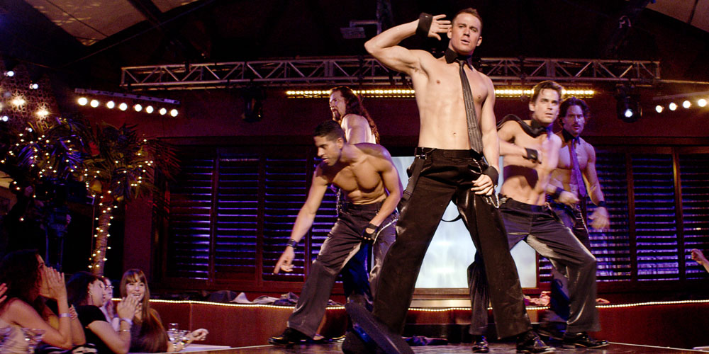 Channing Tatum i Magic Mike