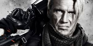Dolph Lundgren i Expendables 2