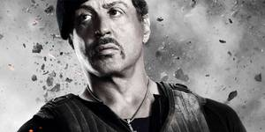 Sylvester Stallone i The Expendables 2