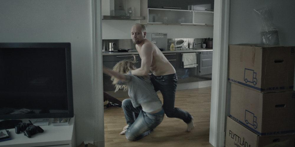 Aksel Hennie og Kaia Varjord i 90 minutter