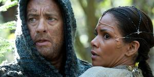 Tom Hanks og Halle Berry i Cloud Atlas