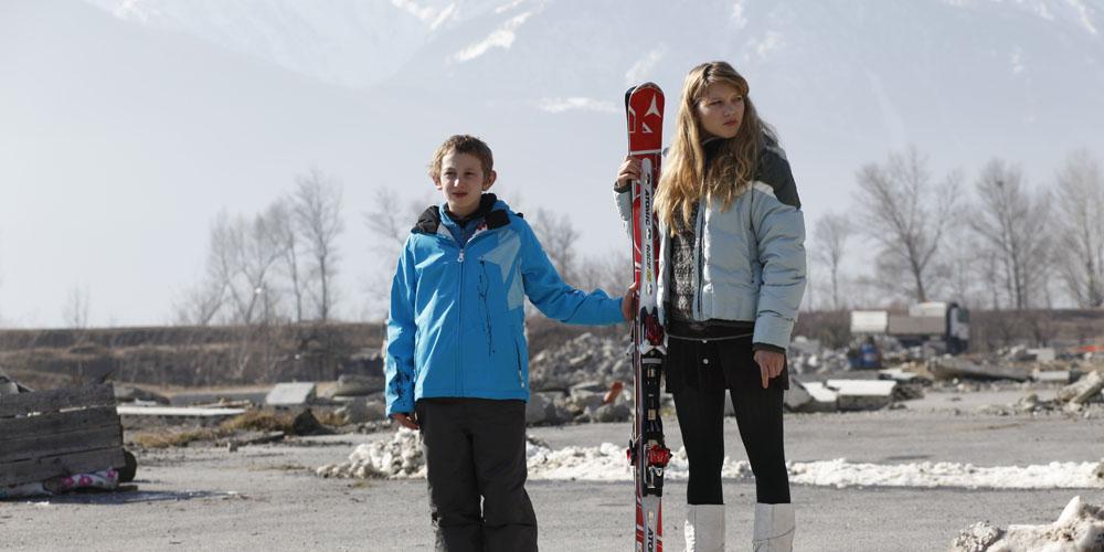 Léa Seydoux og Kacey Mottet Klein i Min søster