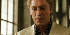 Javier Bardem i James Bond: Skyfall