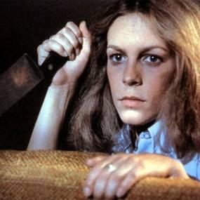 Jamie Lee Curtis i Halloween (1978)