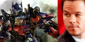 Mark Wahlberg er den nye Transformers-stjernen