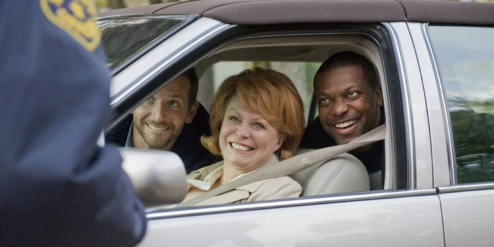 Jacki Weaver, Bradley Cooper og Chris Tucker i Silver Linings Playbook