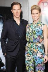 Benedict Cumberbatch og Alice Eve promoterer Star Trek Into Darkness