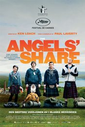 The Angels' Share norsk plakat