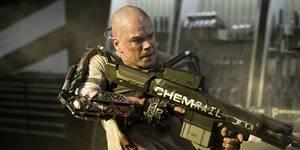 Matt Damon i Elysium