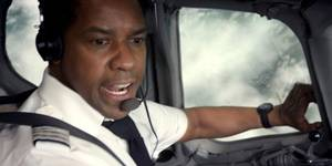 Denzel Washington i Flight