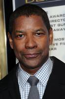 Denzel Washington på premieren til Flight i London