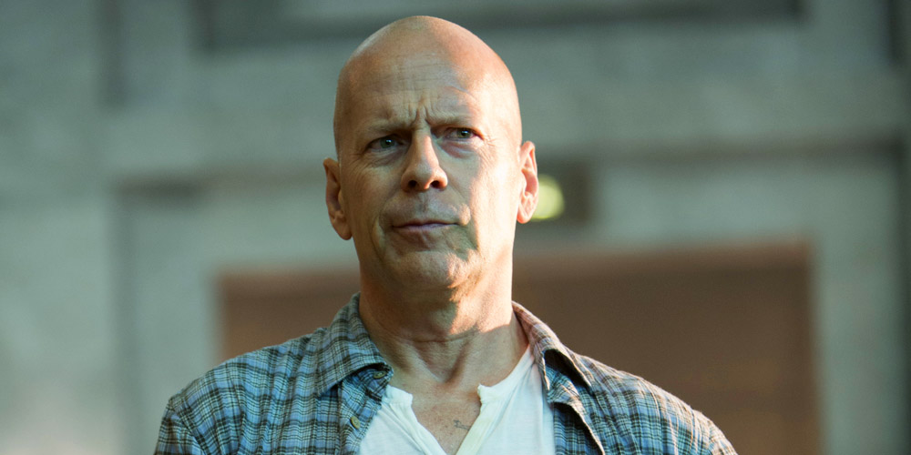 Bruce Willis i A Good Day to Die Hard