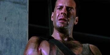 Bruce Willis som John McClane i Die Hard (1988)