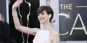 Anne Hathaway var tydelig inspirert av Audrey Hepburn