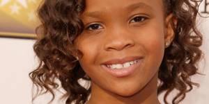 Quvenzhane Wallis startet skuespillerkarrieren allerede som 5-åring